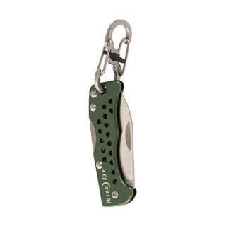 NITEIZE(ナイトアイズ) ドゥーヒッキーキーチェーンナイフ カラビナが付いたフォールディングナイフ