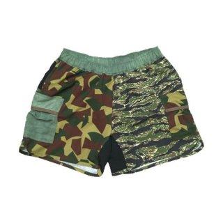 MMA マウンテンマーシャルアーツ 7pkt Run Pants Shorty メンズ・レディース ランニングパンツ