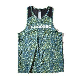 ELDORESO(エルドレッソ) Earnest Tank(Green) メンズ・レディース ノースリーブシャツ