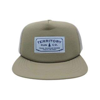 TERRITORY RUN CO. LOOWIT TRUCKER HAT メンズ・レディース ランニング メッシュキャップ