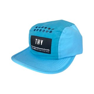 THY (Trail Hounted Youth) TRUE BLUE ランニングキャップ ユニセックス(メンズ・レディース)