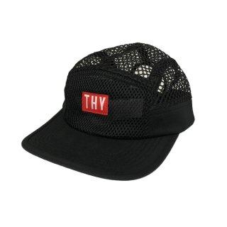 THY (Trail Hounted Youth) BLACK COBRA ランニングキャップ ユニセックス(メンズ・レディース)