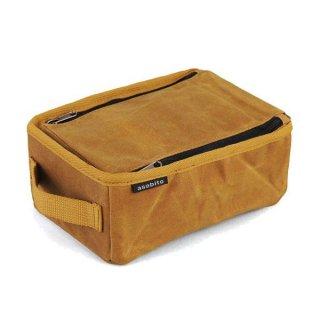 asobito(アソビト) メスティンケース L カトラリーや調味料などを収納できるケース