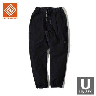 ELDORESO(エルドレッソ) Cierpinski Pants(Black) メンズ・レディース ロングパンツ