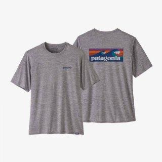 patagonia(パタゴニア) キャプリーン・クール・デイリー・グラフィック・シャツ メンズ 半袖Tシャツ