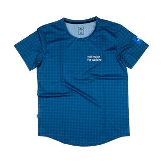 SAYSKY(セイスカイ) Checker Combat Tee メンズ・レディース ランニング半袖Tシャツ