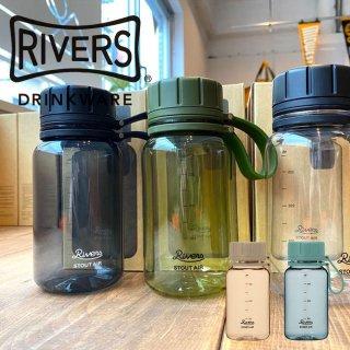 RIVERS リバーズ スタウト エア 400【マグボトル マイボトル 水筒 カバー キッズ 大人 コーヒー 保温 保冷 ソロキャンプ アウトドア かわいい おしゃれ 軽量 ブランド】