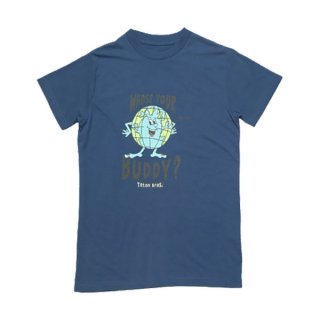 Teton Bros ティートンブロス WS Whose Your Buddy Tee レディース 半袖Tシャツ