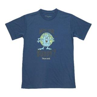 Teton Bros ティートンブロス TB Whose Your Buddy Tee メンズ 半袖Tシャツ