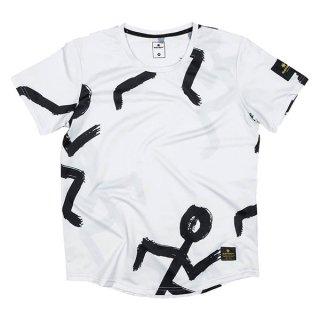 SAYSKY(セイスカイ) Tribe Combat Tee メンズ・レディース ランニング 半袖Tシャツ