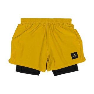 SAYSKY(セイスカイ) 2 In 1 Shorts メンズ・レディース インナー付きランニングショーツ