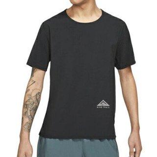 NIKE ナイキ DRI-FIT RISE 365(ドライフィット ライズ) ランニングTシャツ ブラック CZ9051-010