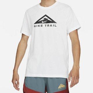 NIKE ナイキ DRI-FIT トレイル Tシャツ ホワイト CZ9804-100