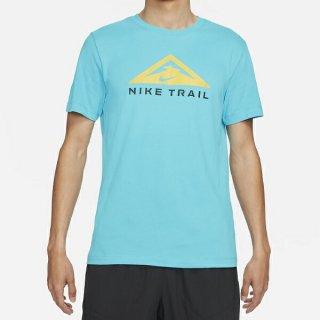 NIKE ナイキ DRI-FIT トレイル Tシャツ クロリンブルー CZ9804-447