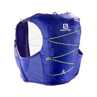 SALOMON(サロモン) ACTIVE SKIN 8 SET  メンズ・レディース ザック・バックパック・リュック(8L)