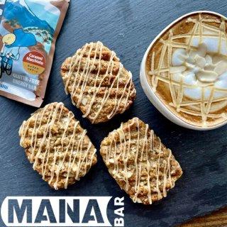 MANABAR マナバー エナジーバー キャラメルマキアート味 1本