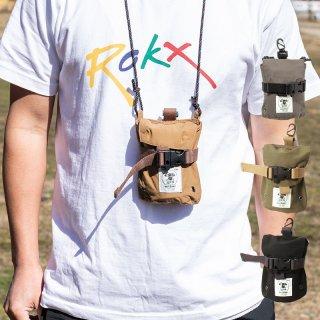grn ジーアールエヌ TEBURA BAG (MAJI WANKAN) メンズ・レディース 手ぶら ミニバッグ GO0450Q【かばん 焚き火 ブランド キャンプ用品 outdoor アウトドア】