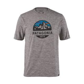 patagonia(パタゴニア) メンズ・キャプリーン・クール・デイリー・グラフィック・シャツ メンズ 半袖Tシャツ