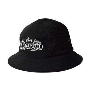 ELDORESO(エルドレッソ) Juma Hat(Black) E7100211 メンズ・レディース メッシュ素材ハット