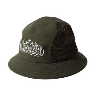 ELDORESO(エルドレッソ) Juma Hat(Green) E7100211 メンズ・レディース メッシュ素材ハット