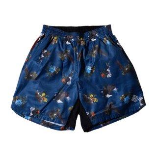 ELDORESO(エルドレッソ) Pietri Shorts(Navy) メンズ・レディース ランニングパンツ