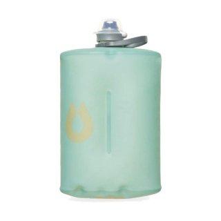 Hydrapak(ハイドラパック) 21 ストウボトル 1L ポータブルポケットサイズのハイドレーションボトル(1L)