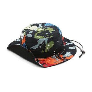 Clef(クレ) REV. CAMOFLOWER HAT メンズ・レディース リバーシブル仕様ハット