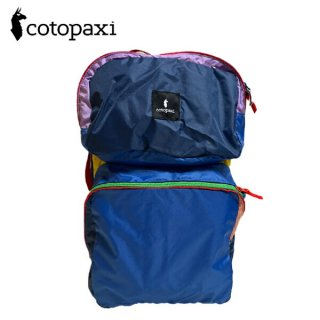 Cotopaxi(コトパクシ) TASRA DEL DIA(デルディア DELDIA) メンズ・レディース ザック・バックパック・リュック(16L)