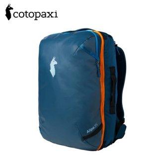 Cotopaxi(コトパクシ) Allpa 35L Travel Pack メンズ・レディース ザック・バックパック・リュック(35L)