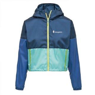 Cotopaxi(コトパクシ) Teca Crop Jacket - Women's SaltySeas レディース フルジップ ナイロンパーカー・ジャケット