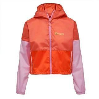 Cotopaxi(コトパクシ) Teca Crop Jacket - Women's SolarFlare レディース フルジップ ナイロンパーカー・ジャケット