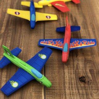 SOFTOYS LITTLE WING JET(リトルウイングジェット) フライングトイシリーズ【子供 キッズ 男の子 女の子 飛行機型 おもちゃ コンパクト 軽量 アウトドア TRYL】