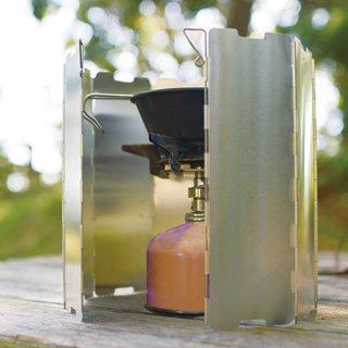 HIGHMOUNT ハイマウント ウィンドスクリーン 23198【風よけ 防止 防風 調理器具 料理 クッキング コンパクト 軽量 ストーブ ガス バーナー キャンプ用品 アウトドアギア】