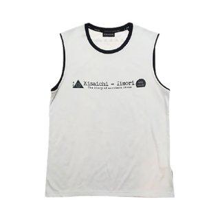 MMA マウンテンマーシャルアーツ MMA POLARTEC Power Dry ご当地 Sleeve-less メンズ・レディース ドライノースリーブシャツ