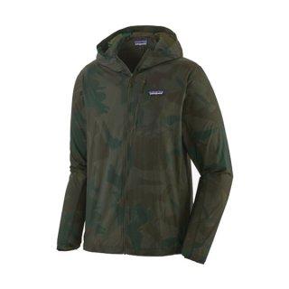 patagonia(パタゴニア) フーディニ・ジャケット メンズ ポケッタブル フルジップ パーカー ジャケット