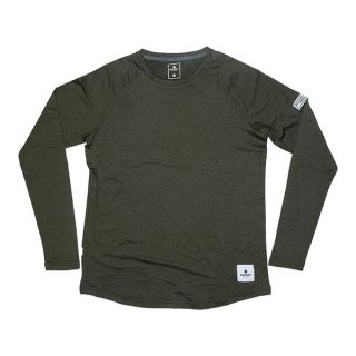 SAYSKY(セイスカイ) XMRLS04 Clean Pace LS メンズ・レディース ランニング ロングTシャツ