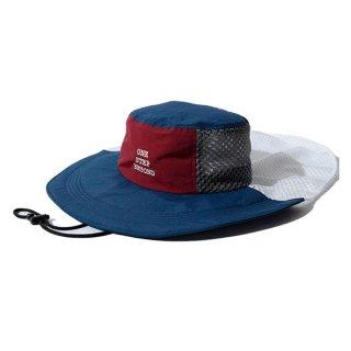 ELDORESO(エルドレッソ) Mekonnen Hat(Navy) メンズ・レディース メッシュ素材ハット