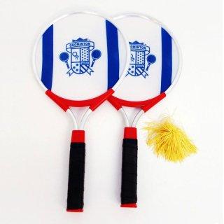 OgoSport オゴスポーツ オゴミントン(OGOMINTON) ラケット×2+ボール×1【おもちゃ 玩具 バドミントン 公園 外遊び キャンプ用品 アウトドア レジャー】