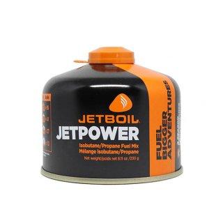 JETBOIL ジェットボイル ジェットパワー/JETPOWER100g バーナー専用ガスカートリッジ 1824332【キャンプ用品 ソロキャンプ アウトドアギア モンベル mont-bell】