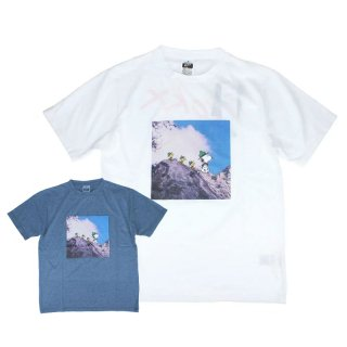 ROKX ロックス メンズ YOSEMITE PHOTO TEE ヨセミテ フォト Tシャツ RXMS214024【半袖 カットソー 登山 キャンプ用品 ソロキャンプ アウトドアファッション】