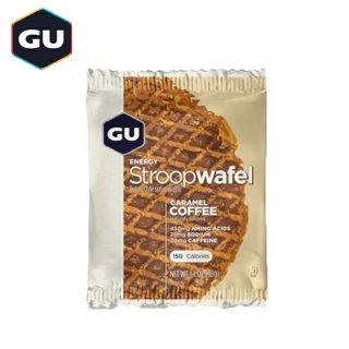 GU Enagy(グーエナジー) ENERGY STROOPWAFEL エナジーストループワッフル キャラメルコーヒー 1枚