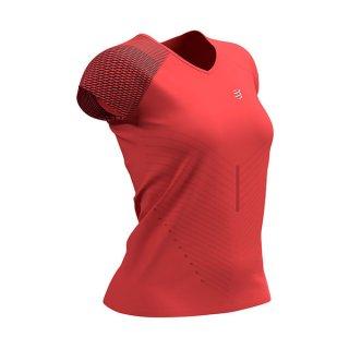 ★COMPRESSPORT(コンプレスポーツ) パフォーマンス SS Tシャツ ウーマン レディース 半袖Tシャツ