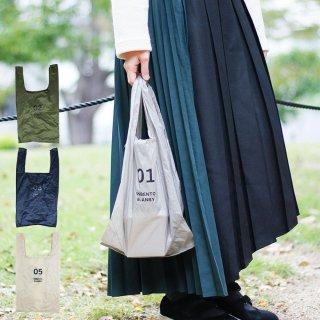 ROMO ロモ CONBENI BAG INBENTO Sサイズ【メンズ レディース 男性 女性 エコバッグ レジ袋 トートバッグ かばん 軽量 大きい たくさん収納 便利 アウトドア】