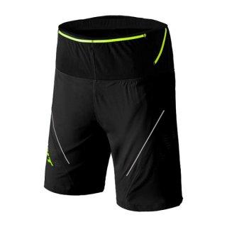 DYNAFIT ディナフィット Ultra 2in1 Shorts Men Blackout メンズ ショートパンツ