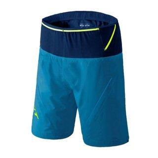 DYNAFIT ディナフィット Ultra 2in1 Shorts Men Mykonosblue メンズ ショートパンツ