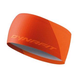 DYNAFIT ディナフィット Performance Dry Headband Fluo orange メンズ・レディース ヘッドバンド