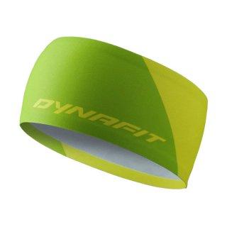 DYNAFIT ディナフィット Performance Dry Headband Lambo green メンズ・レディース ヘッドバンド