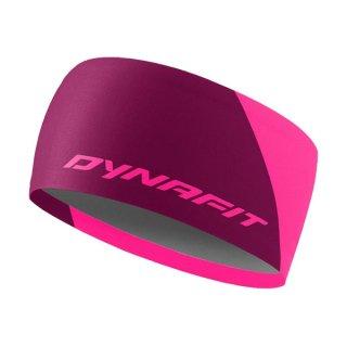 DYNAFIT ディナフィット Performance Dry Headband Pink glo メンズ・レディース ヘッドバンド