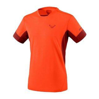 DYNAFIT ディナフィット Vert T-Shirt Men Dawn メンズ ドライ 半袖シャツ