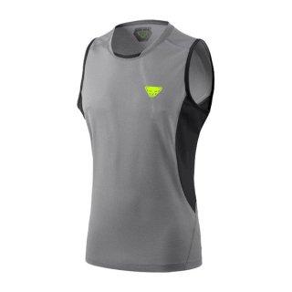 DYNAFIT ディナフィット Vert Top Men Quiet shade melange メンズ ドライ タンクトップ・ノースリーブシャツ